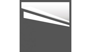 Линейный свет гипс