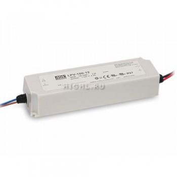 Блок питания LPV-100-24V (100W)