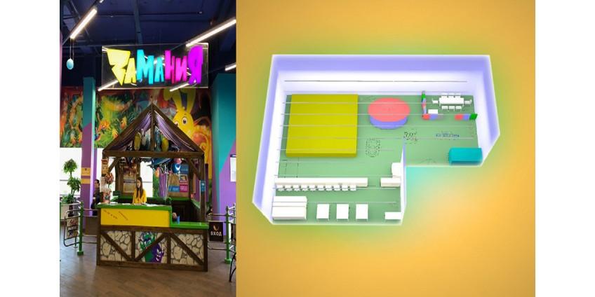 Проект освещения детского игрового центра от компании HIGH LIGHT«ВЫСОКИЙ СВЕТ»
