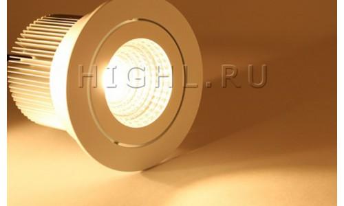 Представляем Вашему вниманию светодиодный поворотный светильник  серии STAR!